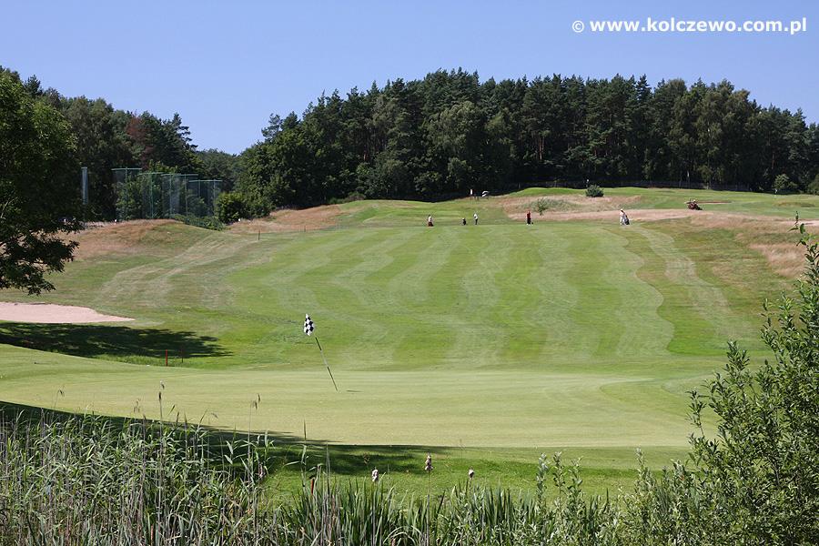 Kołczewo pole golfowe